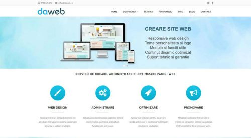 daweb---design-si-administrare-website